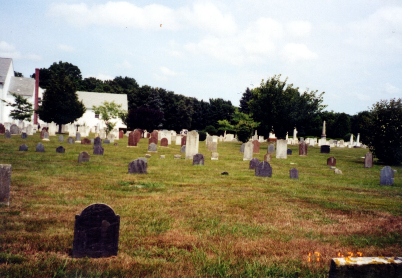 Southold Long Island Burying Ground