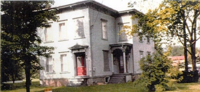 Dr. John Pratt Kennedy home
